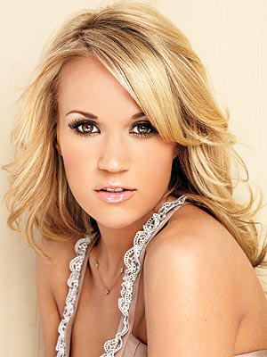 Celebrity Hairstyles Carrie Underwood